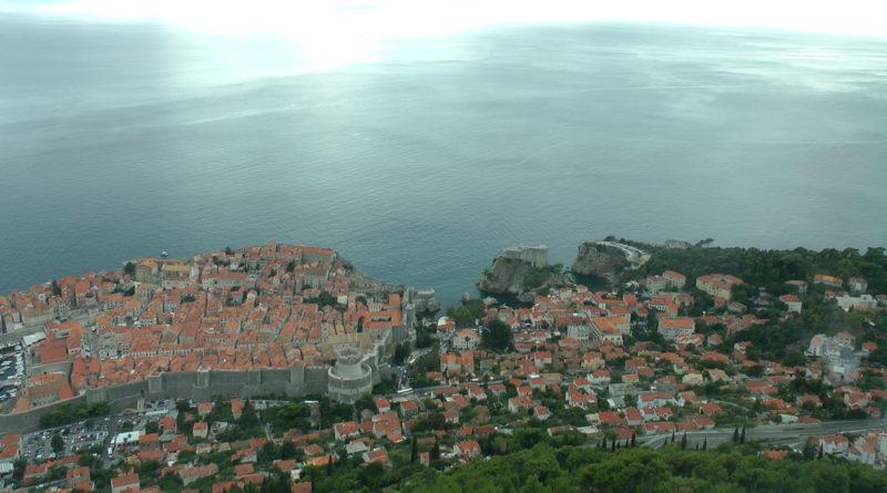 Dubrovnik, a pérola do Adriático