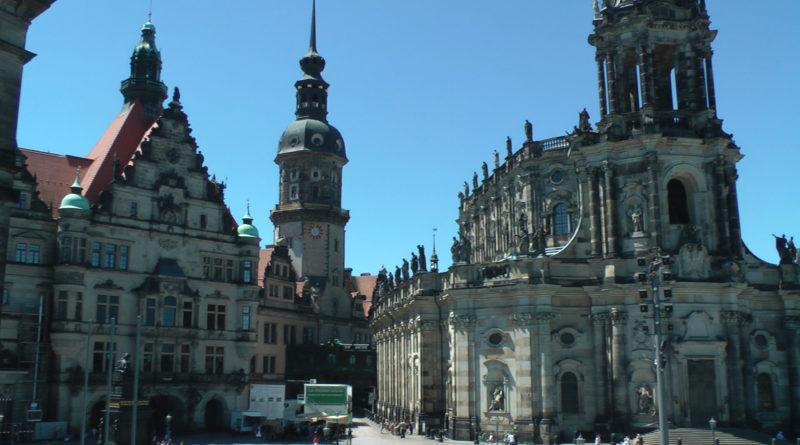 Dresden, a fênix do rio Elba