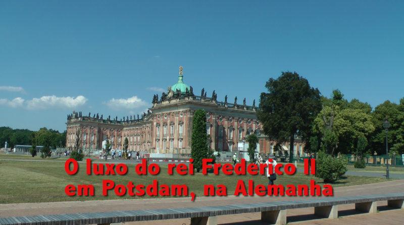 O mimo luxuoso de Frederico, O Grande