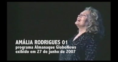 Encontrei a Felicidade em Lisboa / Amália Rodrigues – primeira parte