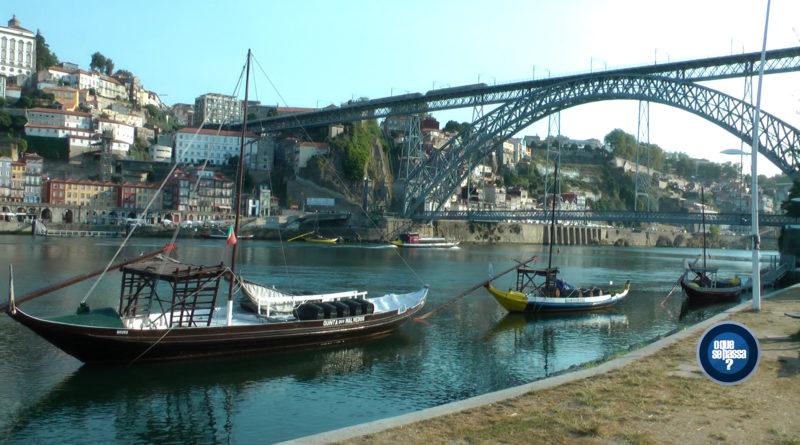 O encanto da cidade do Porto, em Portugal